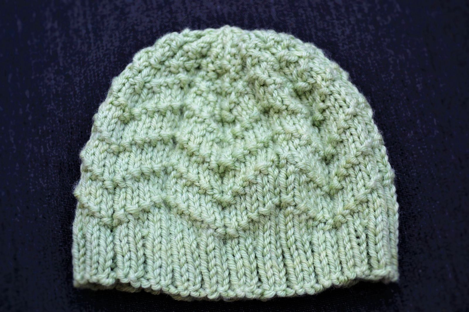 Ravelry  Baby Waves Beanie by Danielle Meyer  4317ca2f8ca