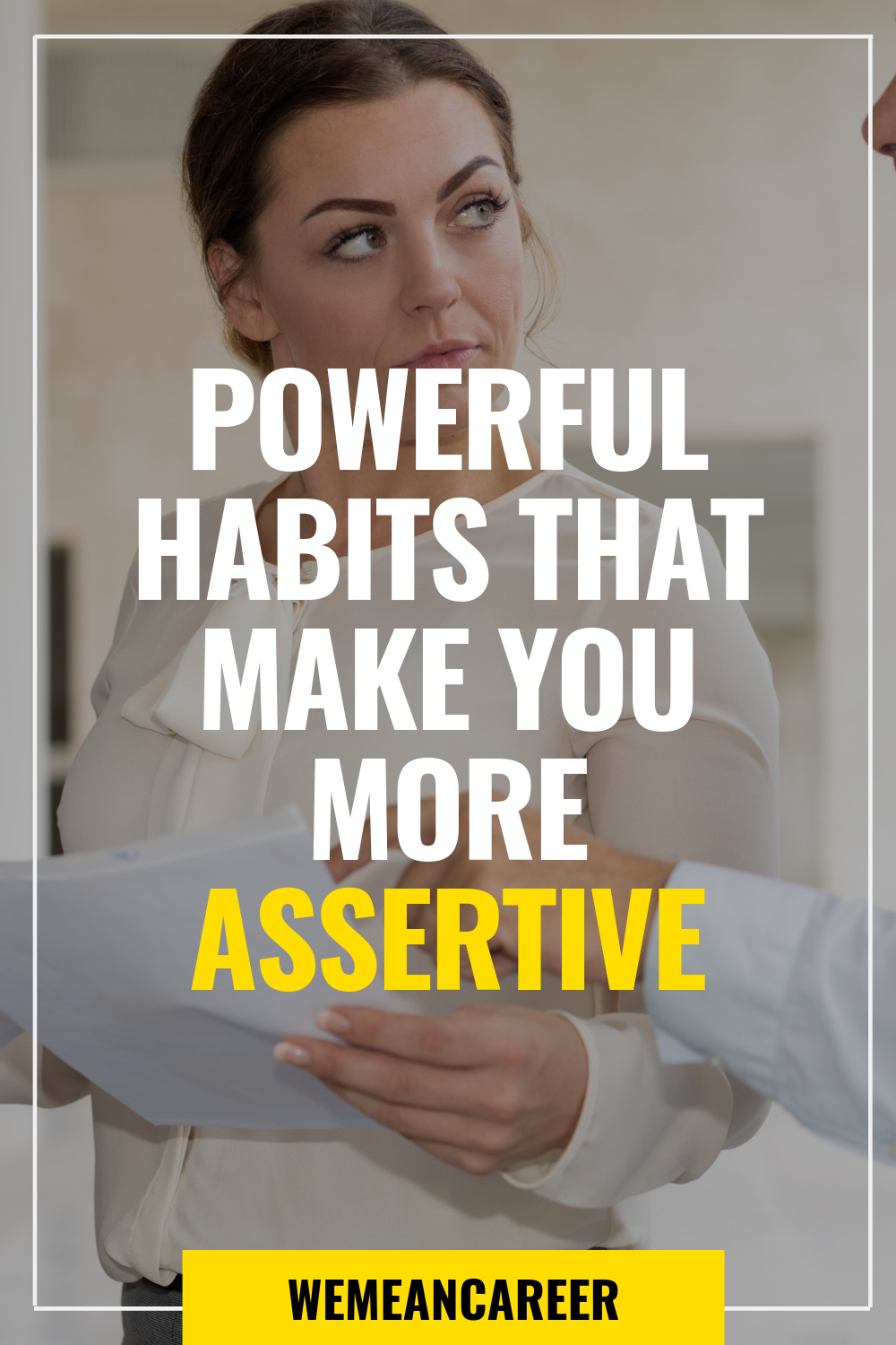Be more to assertive need When you