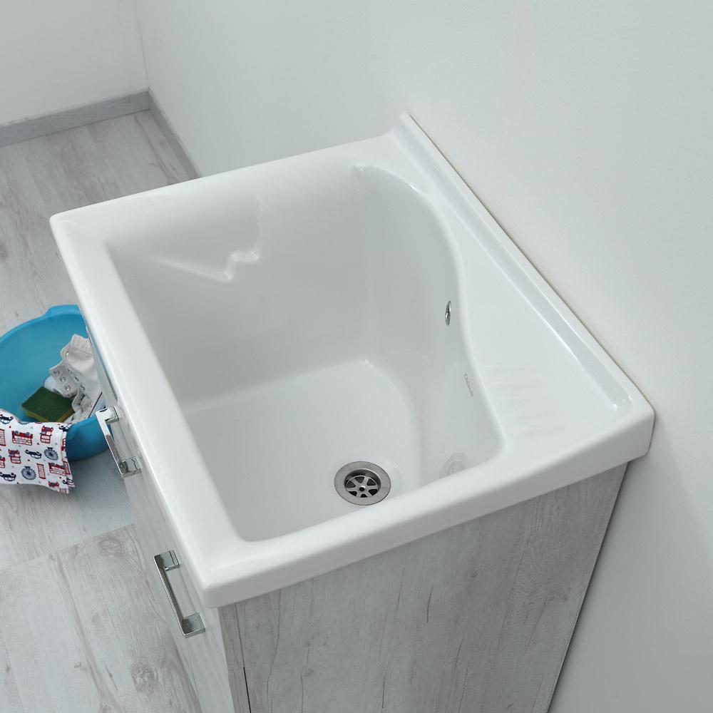 Lavatoio In Ceramica 61x50 Lago Dolomite Nel 2020 Accessori Da