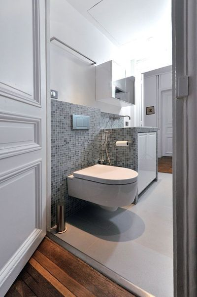Salle de bain pas cher 6m2 recherche google salle de - Salle de bain originale et pas chere ...