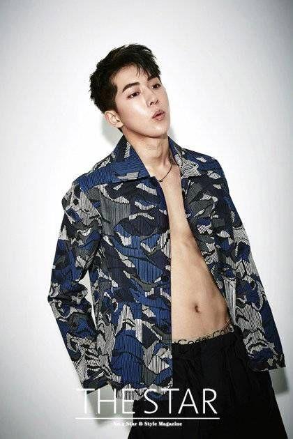 Nam Joo Hyuk - The Star Magazine