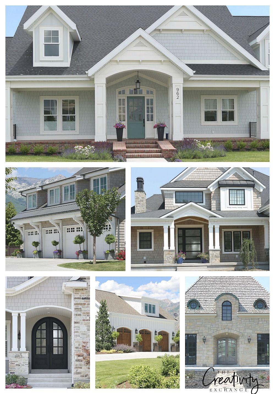 Beautiful Exterior Home Design Trends Traditional Home Exteriors House Exterior Exterior House Colors
