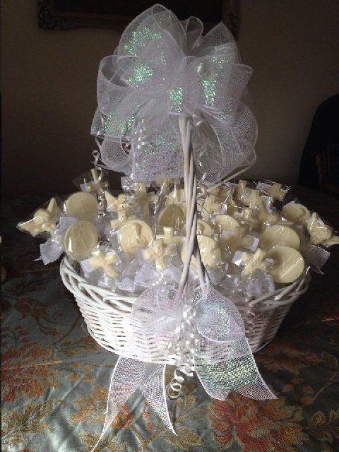 First Communion Gift Basket