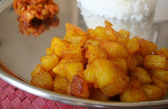 Bangaladumpa vepudu potato stir fry 1 recipe indian food bangaladumpa vepudu potato stir fry 1 indian food recipes andhra recipes forumfinder Image collections