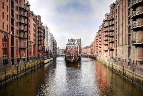 Speicherstadt / Hamburg