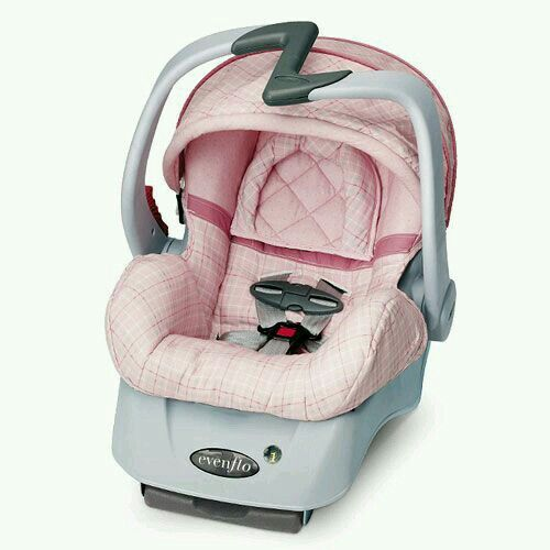 Its A Doll Carseat But It Looks Real
