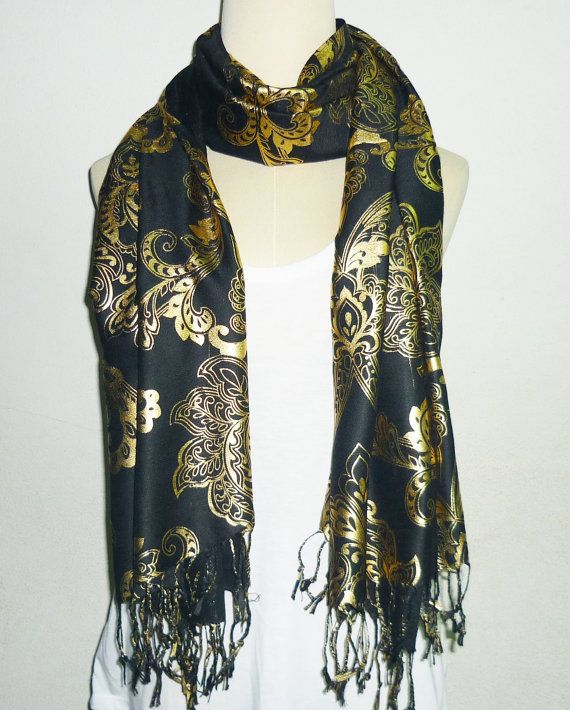 BIG SALE Luxury Floral Scarf 100/% Cotton Handmade Embroidered Flowers