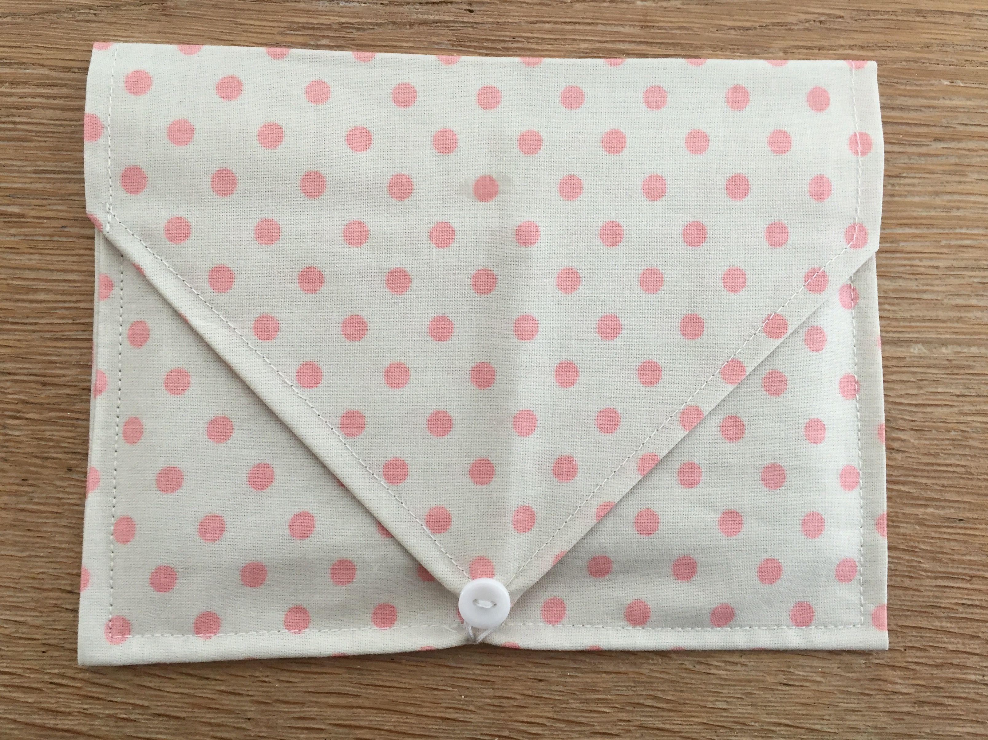 DIY Briefumschlag aus Stoff - als besonderes Mitbringsel #Nähen ...