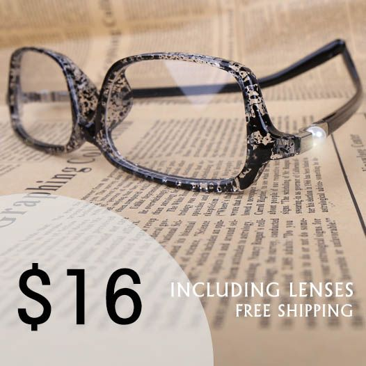 Different glasses for every day, always staying fashionable. https://www.glasseslit.com/aqbm/GetInfo-2128.html
