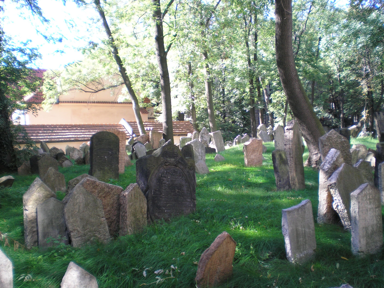 Cementerio Judío. Praga