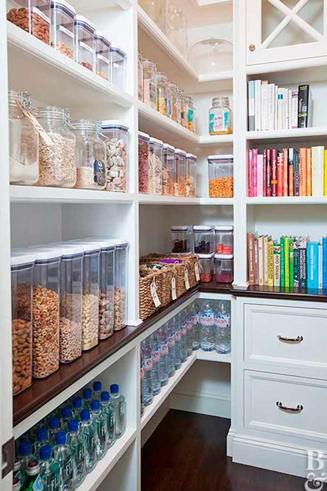 pantry organization may take up your time and effort but the result will be worth it in case on kitchen decor organization id=68891