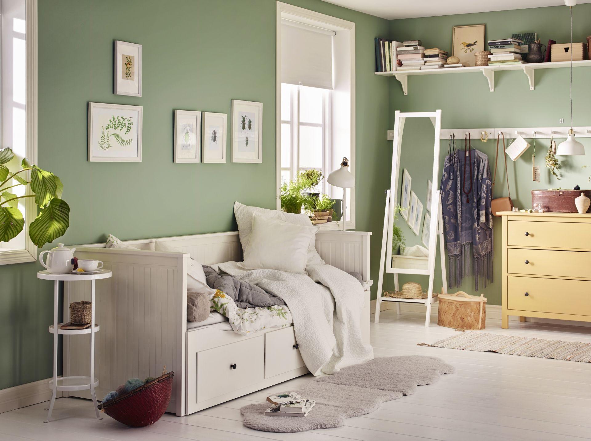 El Div N Donde Aclarar Todos Tus Dilemas Y Guardar Las Mantas  ~ Muebles Habitacion Juvenil Ikea