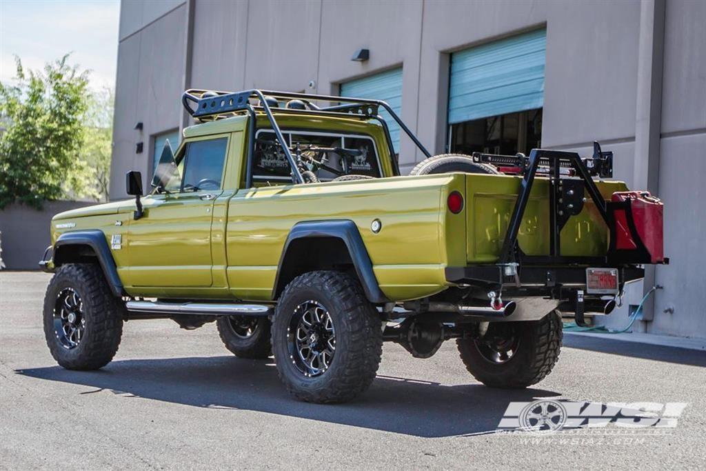 1968 jeep gladiator 18 hostile wheels jeep j10 1968 jeep gladiator 18 hostile wheels