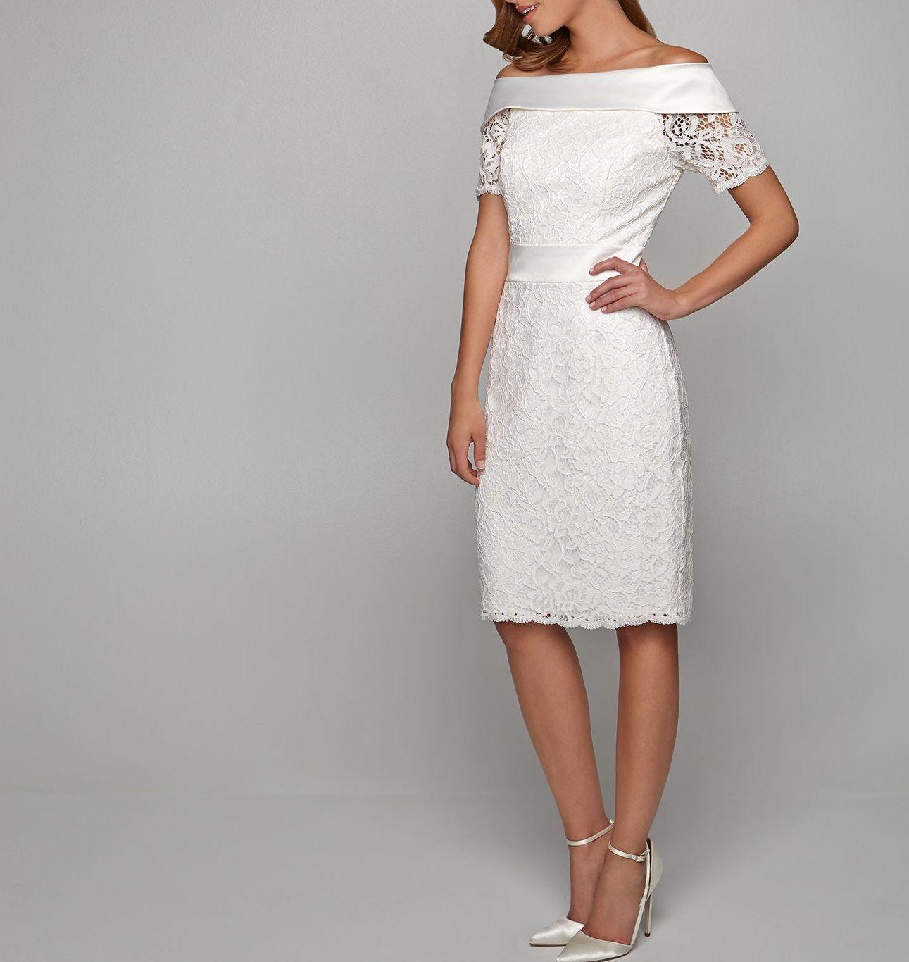 APART Spitzenkleid Damenkleid Hochzeitskleid Hochzeit Standesamt
