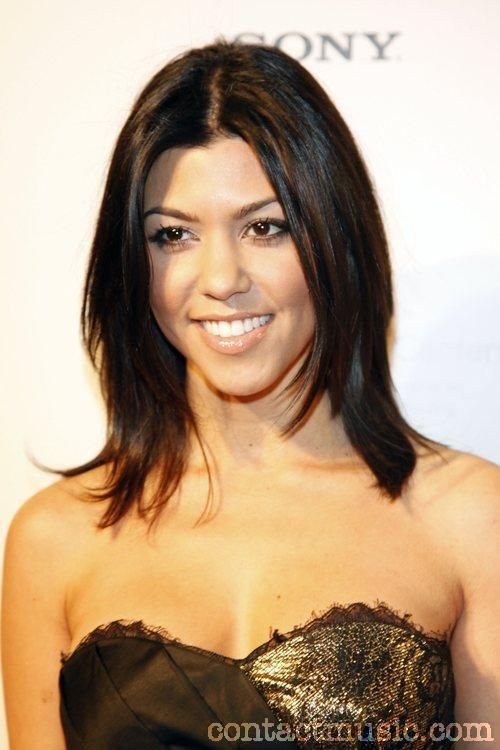 Kourtney Kardashian Short Hair Love Hair Beauty Cool Pics