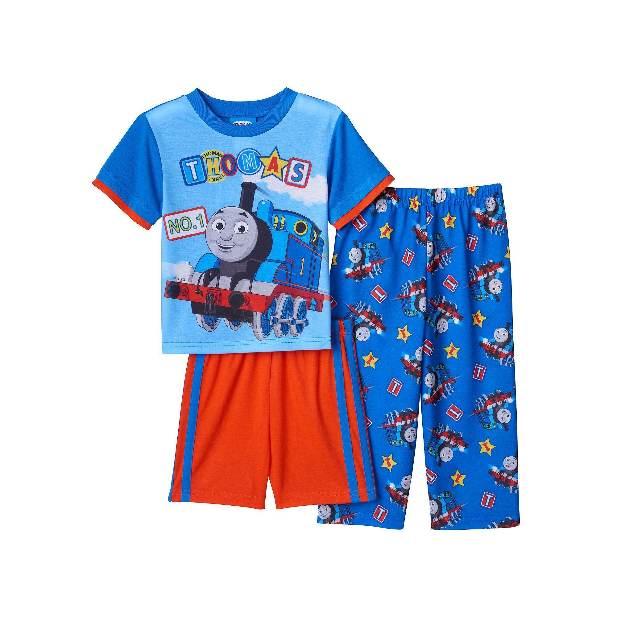Thomas the Train toddler boys pajamas size 2T