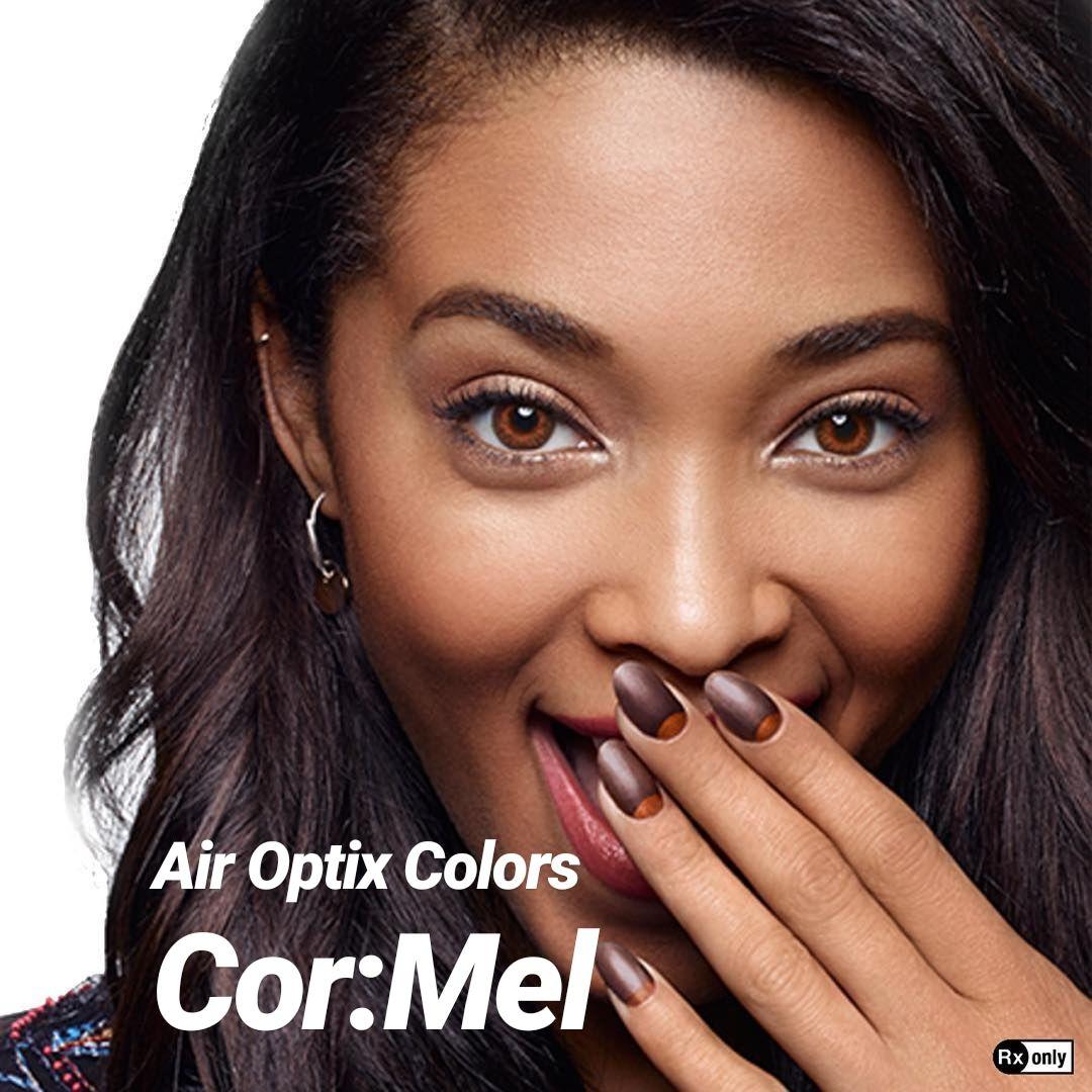 Lentes de Contato Air Optix Colors sem Grau Lentes de