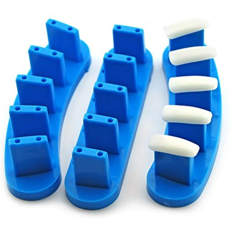 KADS 3pcs/set High Qulity PlasticTip Stand for Practice ...