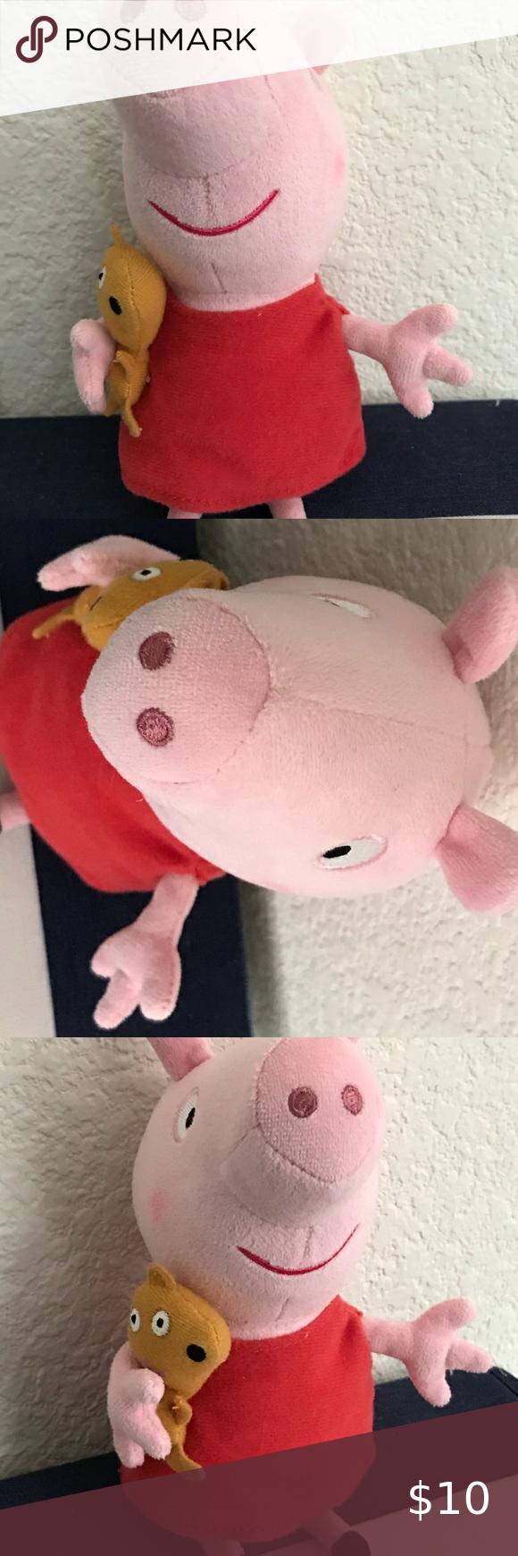 Peppa Pig Sweet Plush Toy Peppa Pig Plush Pig Plush Plush Toy [ 1740 x 580 Pixel ]
