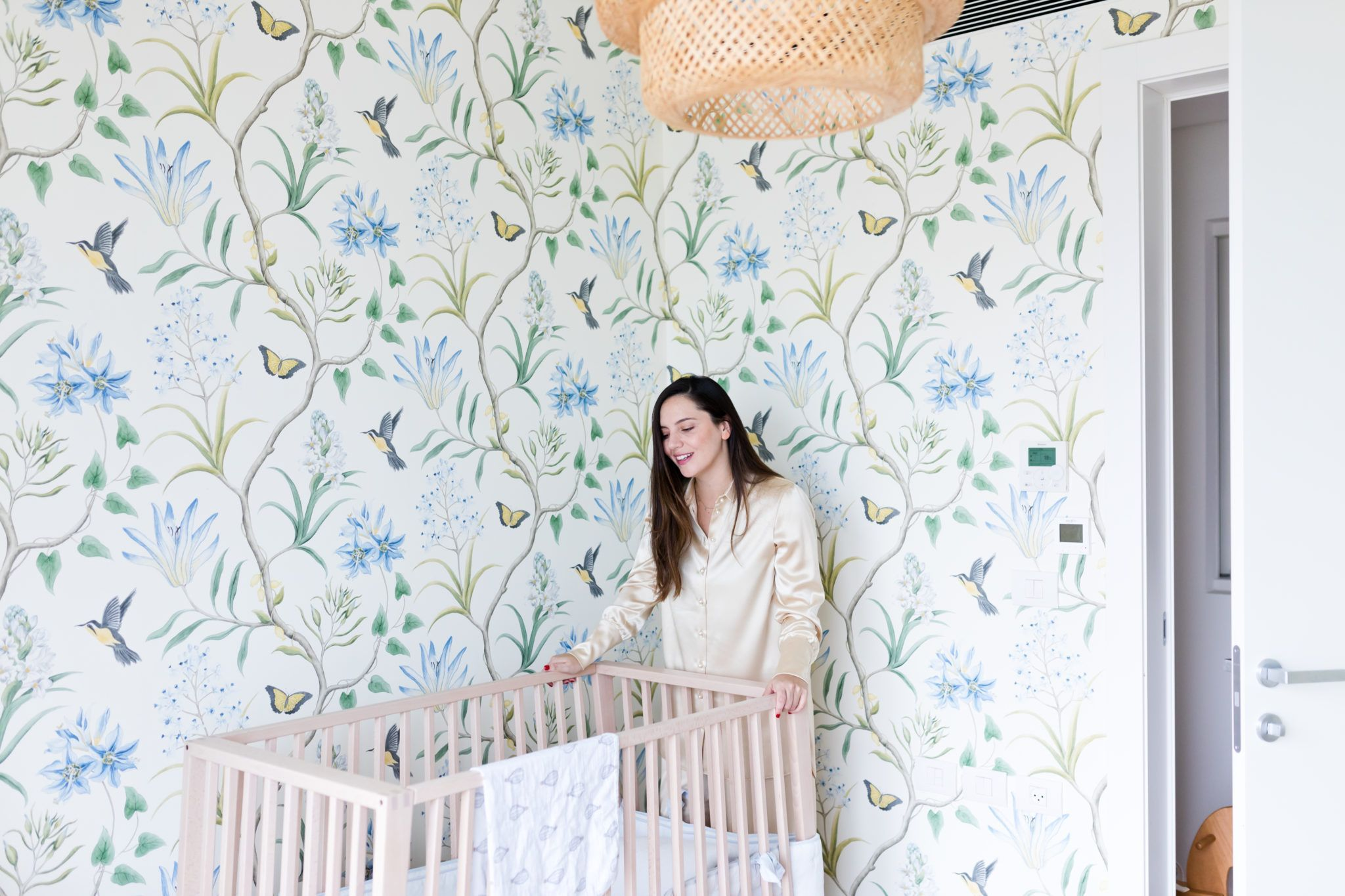 Welcome To Geffen S World Project Nursery Nursery Decor Inspiration Nursery Neutral Gender Neutral Nursery