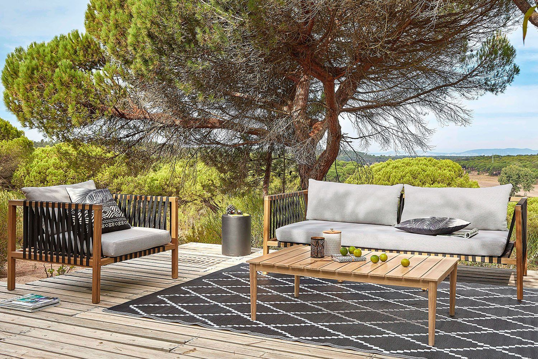 Salon de jardin en bois : l\'indémodable qu\'on adore ...