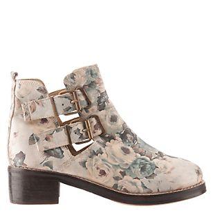 Americanino Botin Floreado Topico Zapatos Floreados Zapatos Y Moda
