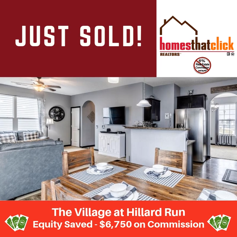 Another home in Hilliard SOLD by Homes That Click in The Village at Hillard Run •⠀ CALL to be the next SOLD 614-268-SOLD (7653) ☎️⠀ •⠀ #Realtor #RealEstate #HomeForSale #JustListed #Columbus #SellYourHomeFast #SaveMoney #DreamHome #LuxuryRealEstate #SaveEquity #Hilliard #Ohio