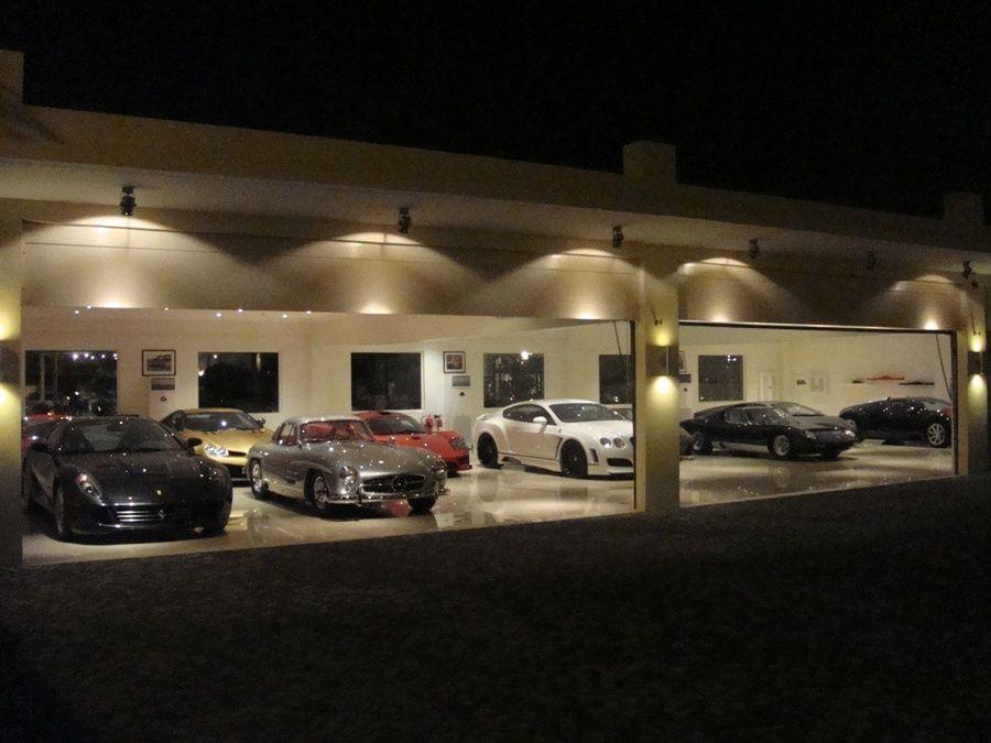 Top 10 Ultimate Dream Car Garages Dream Car Garage Luxury