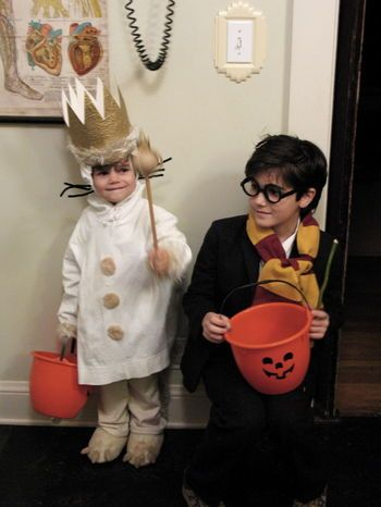 Where the Wild Things Are Halloween costume! Book character day - kid halloween costume ideas