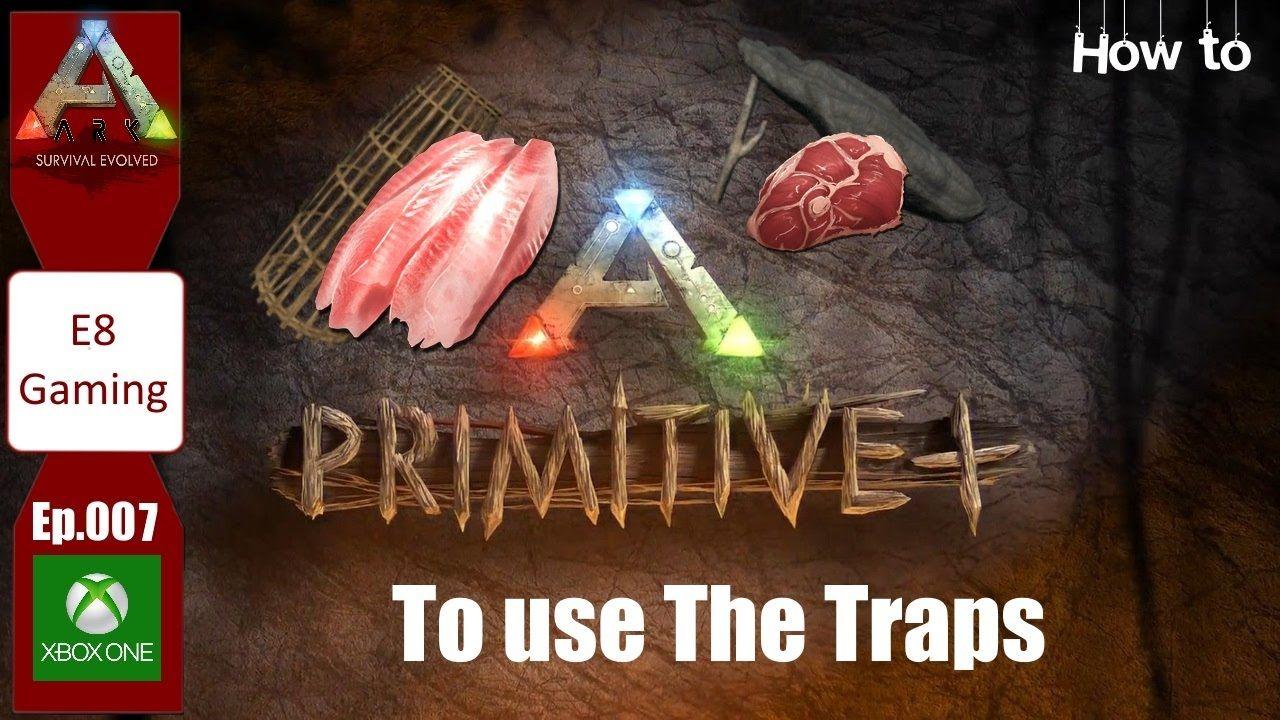 ark survival evolved primitive