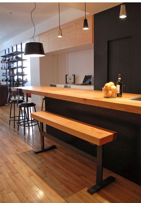 BCK DESIGN garde manger et bureau   Home Construction & Decor ...