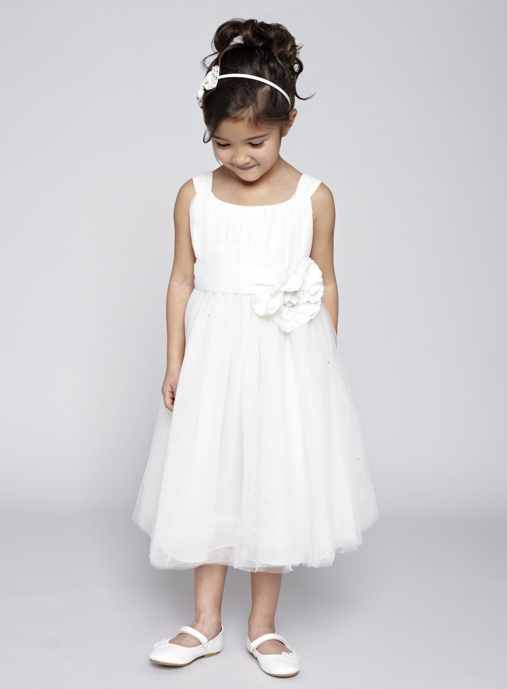 Lola Ivory Flower Girl Dress - BHS | tsagaan plaj (ohidiin ...