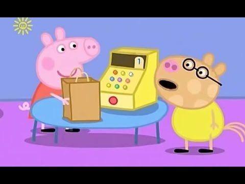 George Pig da Familia Peppa Pig com Olaf Disney Frozen novo desenho 2016  video portugues