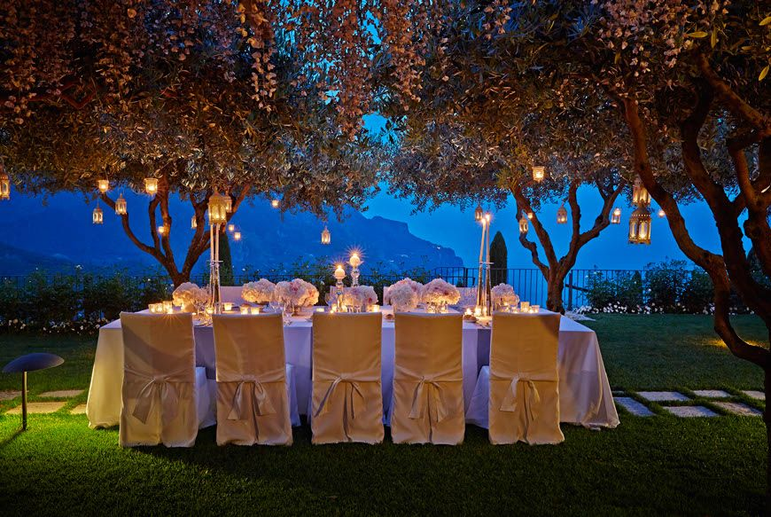 Sorrento Sunland Amalfi Coast Wedding Luxury Wedding