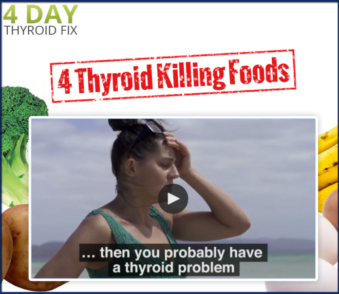 reviews on for 4 day thyroid diet