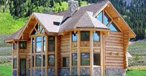 How much does a log home cost to build log cabins for How much does it cost to build a small cottage