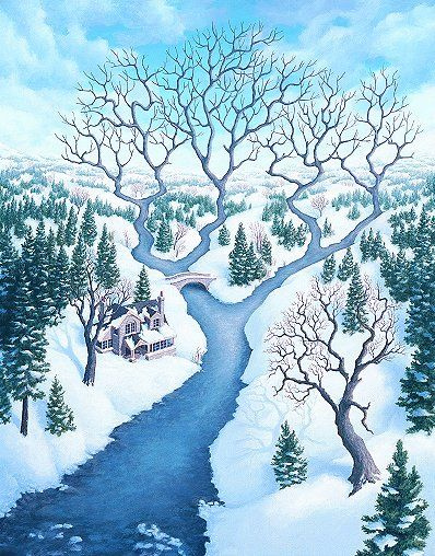 Tributaries | Rob Gonsalves