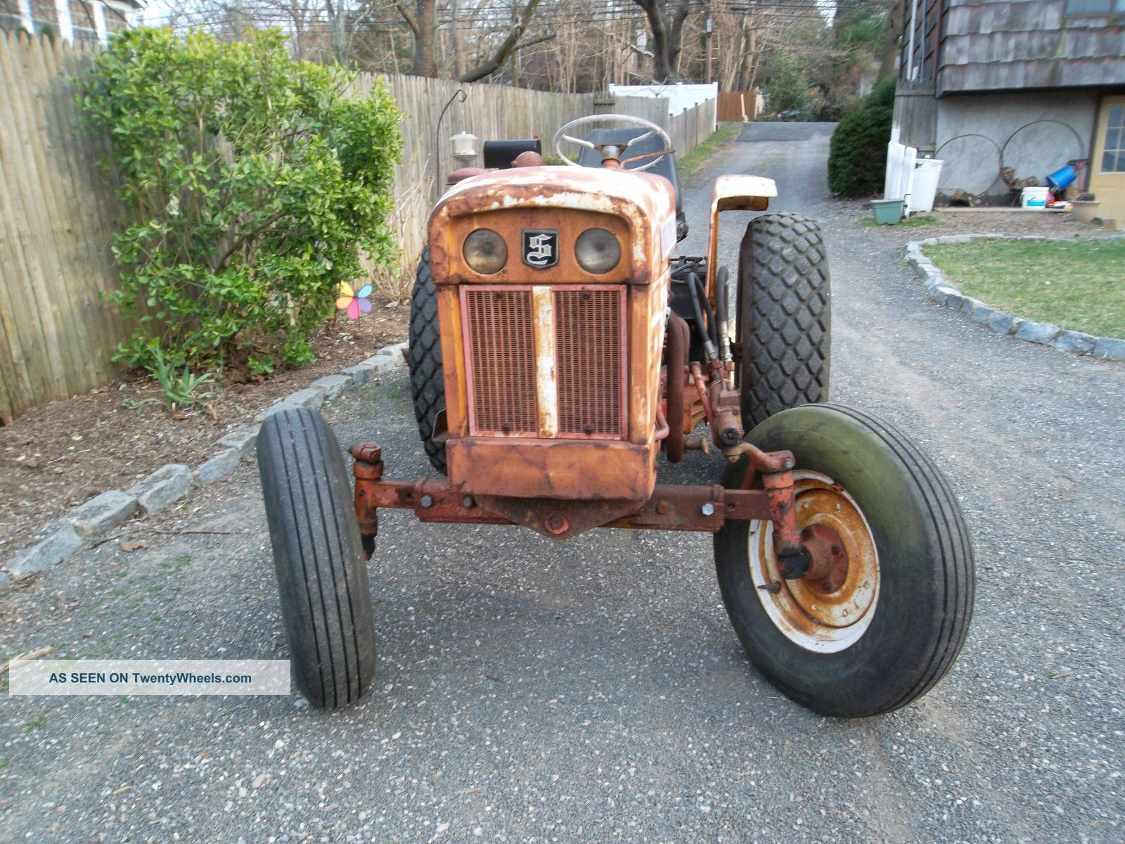Pin by Chris Boggs on Satoh Tractor | Tractors, Antique cars, Vehicles
