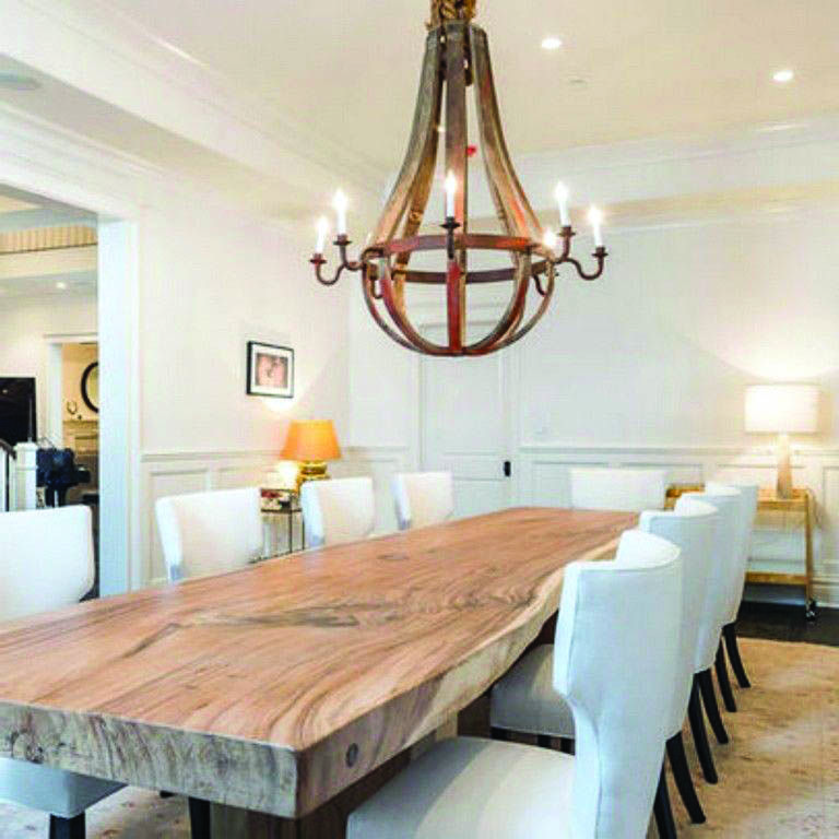 12 Rustic Dining Room Ideas: Free DIY Farmhouse Table Plans To Give A Rustic Feel To