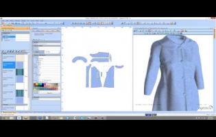 Optitex | 3D Virtual Prototyping, 2D CAD Pattern + Fashion