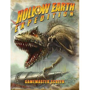 Hollow Earth Expedition Gamemaster Screen (EGS1002) (Hardcover)  Click To Order-->http://sales.qrmarkers.me/pagereal/1604024895