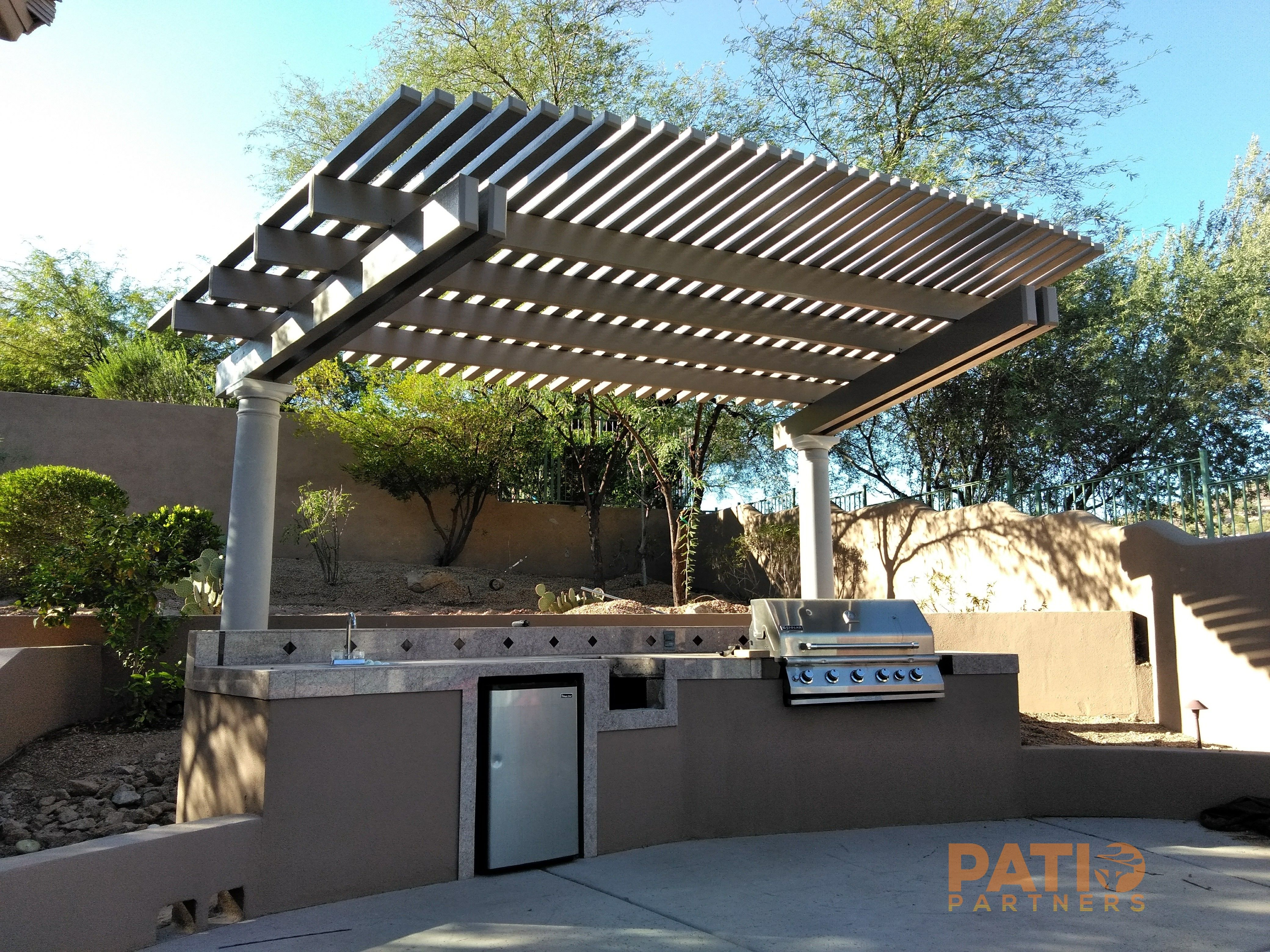 Covered Bbq Pergola Pergola Designs Covered Patio