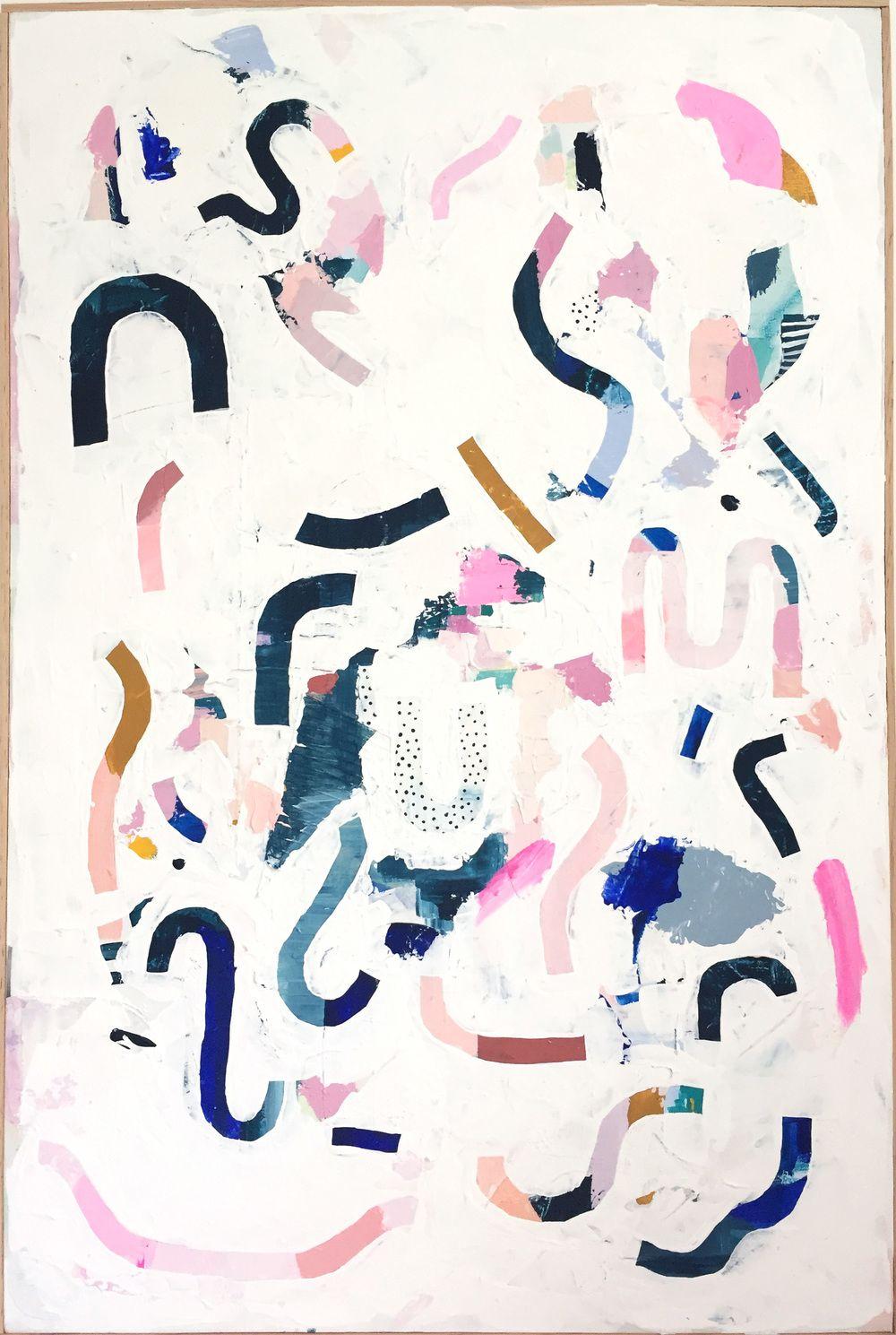 Ashley mary abstract art