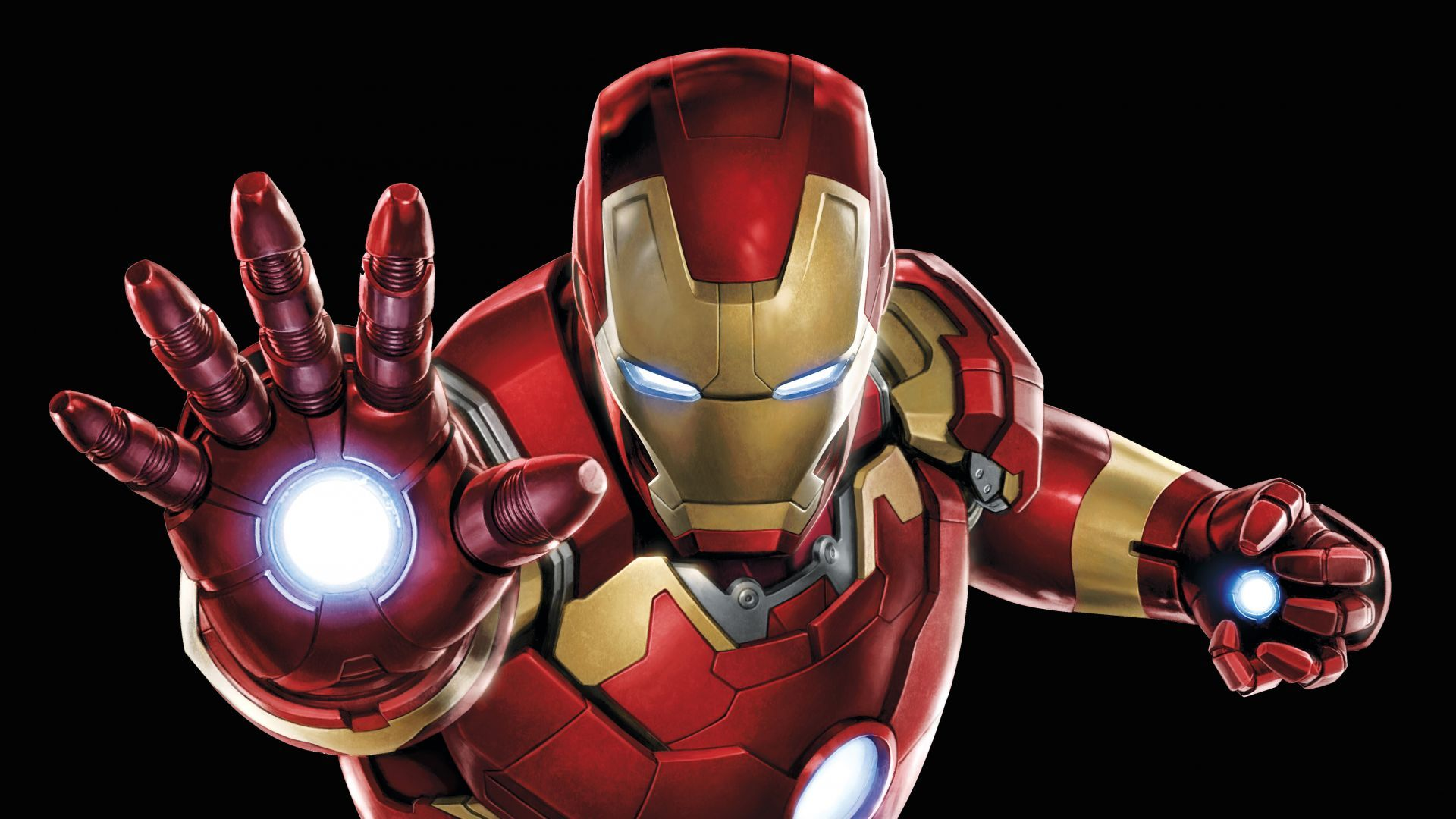 Iron Man, HD, 5K
