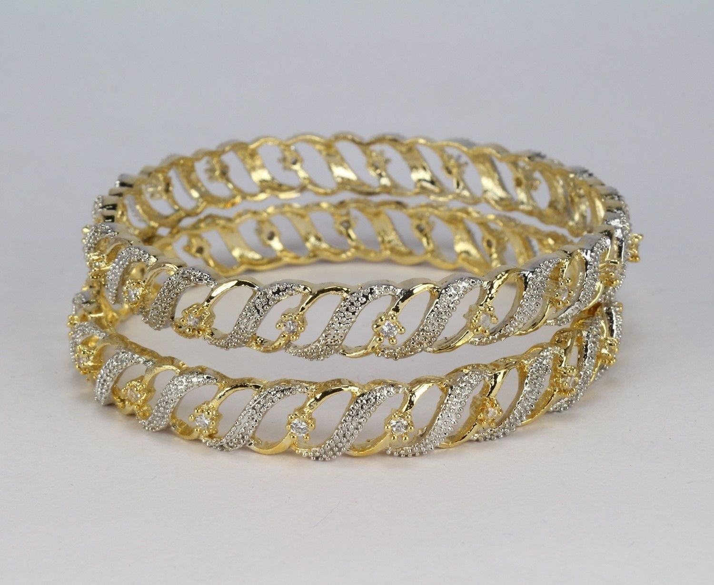 Party fashion indian wedding jewelry pc bangle bracelet kada women