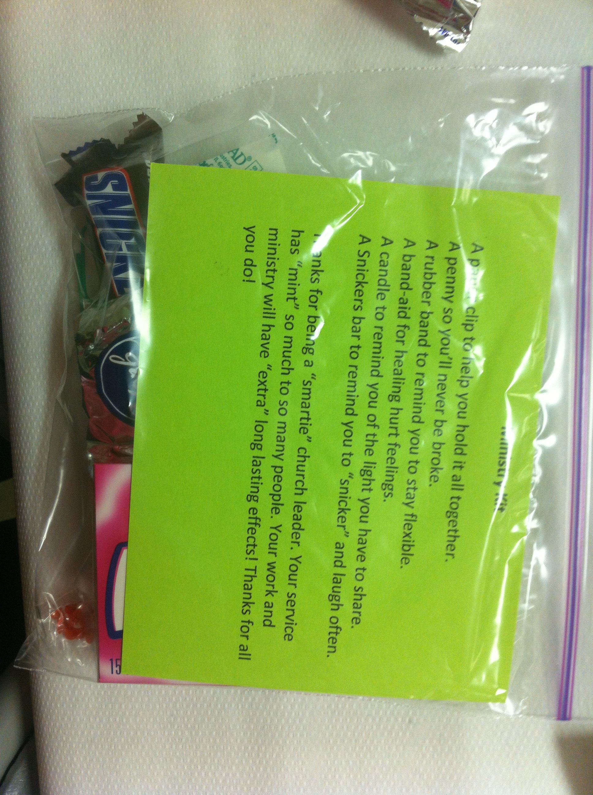 Survival Kits For Church Leaders