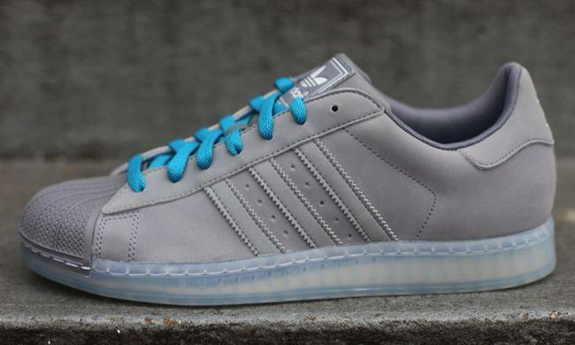 adidas Superstar CLR   Tech Grey