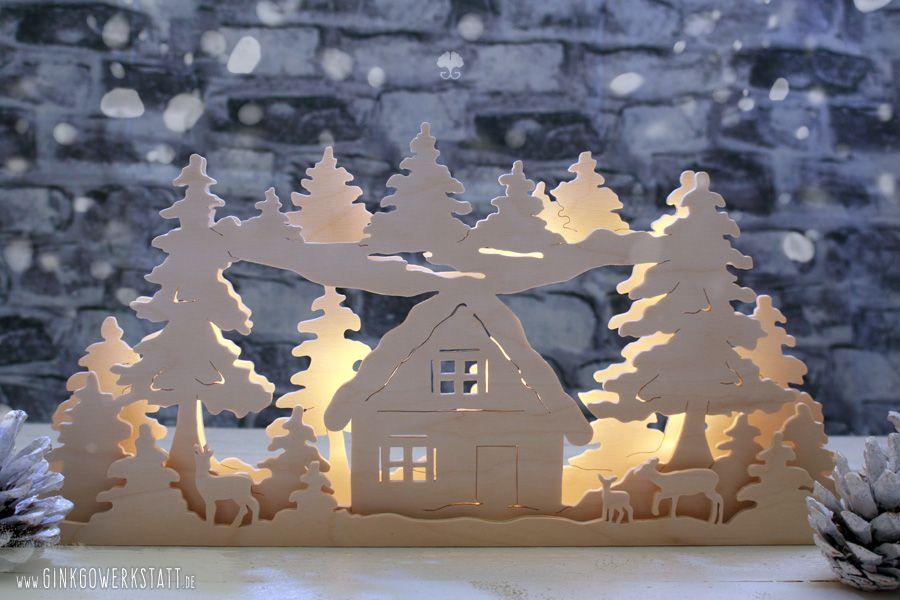 "Photo of Arc ""Winter Spirit"""