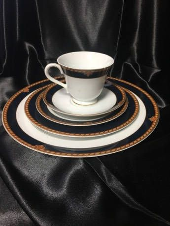 1995-1997 Southbury by Wedgwood Discontinued China Pattern 1 & 1995-1997 Southbury by Wedgwood Discontinued China Pattern 1 | Fine ...