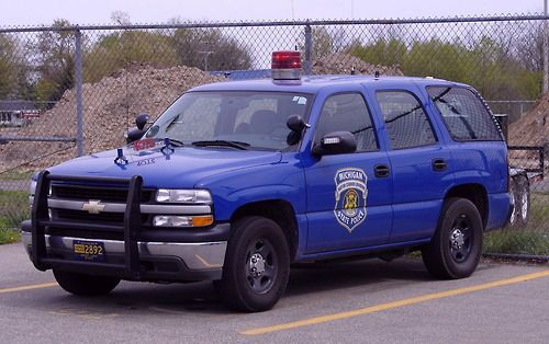 Michigan State Police Commercial Vehicle Enforcement Division Police Cars Police Truck Commercial Vehicle